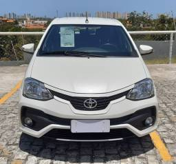 ETIOS 1.5 XLS Sedan - 2018 - Apenas 7000 KM