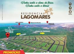 Vendas de Lotes no Residencial Lagomares em Parnaíba Piauí