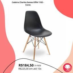 Cadeira Charles Eames Eiffel Cores