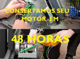 Conserto de Motor de Portão Eletrônico em 48Horas