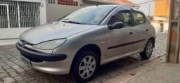 Peugeot 206 sensation 1.0 16v 2005/2006 completo