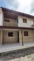 Duplex em condominio fechado a 150m da praia de Carapibus