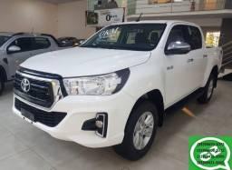Toyota hilux cd 2020 4x4diesel Aut 0km disponível
