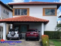 PA - Linda Casa no Condomínio Jardim de Montevidéu / 4 Suítes / 183 m².