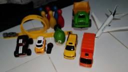 Lote de brinquedos 80,00