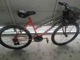 Bike Wendy aro 26!bike está como nas fotos (só pedalar)!