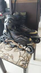 Patins Roller Action Woxies PW-150AD tamanho 44
