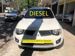 2012 L-200 Diesel Automática Muito Nova
