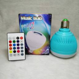 lampada Musical Bluetooth