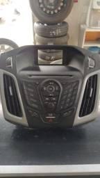 Título do anúncio: Moldura Rádio Original Ford Focus 2014 com difusores