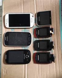 Display variados de celular