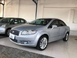 Fiat - Linea Essence 1.8 Completo + Couro!!
