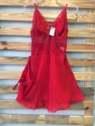 Camisola e lingerie de luxo