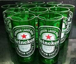 Vendo Jogo de 6 copos da Heineken 600ml !!!