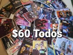 DVDs Musicais