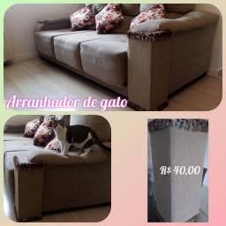 Arranhador para gato - protetor para sofá