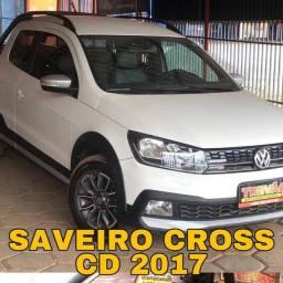 Saveiro cross cd 1.6 2017