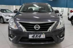 Nissan versa SL 1.6 2019