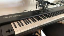 *BLACK FRIDAY* Piano de palco Roland RD 300sx