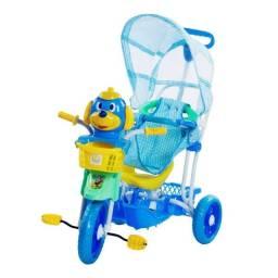 Triciclo Infantil Gangorra Cachorro Bel Fix