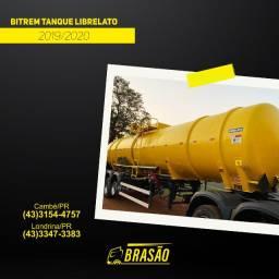 Bitrenzão Tanque Librelato 62.000 litros