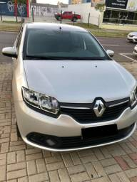 Renault Logan Expression 2017 flex 4P