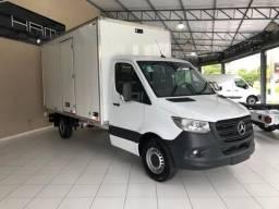 Caminhão Baú Merceds 2021
