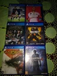 Jogos de play 4