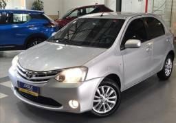 Toyota Etios XLS 1.5 MT 4P