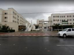 Apartamento à venda com 1 dormitórios em Colina de laranjeiras, Serra cod:5ef9f8b4392