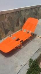 Cadeira de praia dobravel