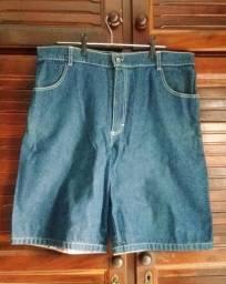 Bermuda Jeans Azul Normali Street Wear