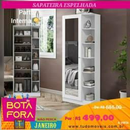BOTA FORA JANEIRO / SAPATEIRA ESPELHADA