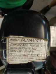 Compressor 19 mil BTU (1,5hp)
