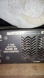Amplificador Wpower 4500 AB venda e Troca