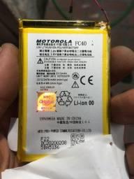 Bateria moto G3 nova nunca usado leia a descrição