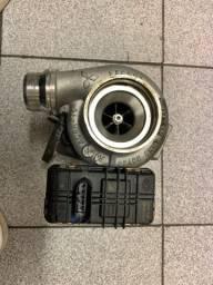 Atuador turbina Land Rover
