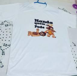Camisas personalizadas todos os temas, frases e fotos!