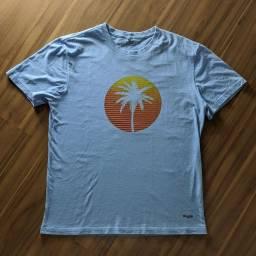 camiseta azul skype<br>