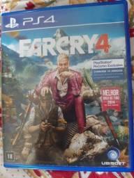 Jogo Playstation 4 Farcry4 Mídia Física