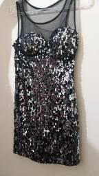 Vendo Vestido Paetê
