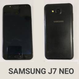 Samsung J7 neo ( com defeito )