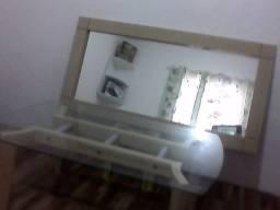 Conjunto de Centro e Espelho