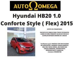 Hyundai HB20 1.0 Comfort Style (Flex) 2015