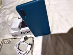 Samsung Galaxy A02 Dual SIM 32 GB preto 2 GB RAM<br>