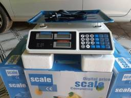Balança 40kg digital para mercado