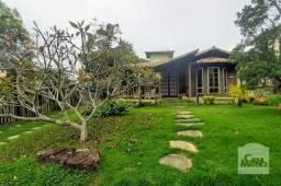 Casa de condomínio à venda com 4 dormitórios em Veredas das geraes, Nova lima cod:275363