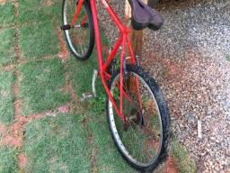 2 Bicicletas  grandes   vendo ou troco por material de construção