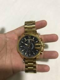 Relógio Diesel 10Bar dourado