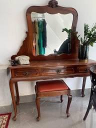 Penteadeira madeira maciça